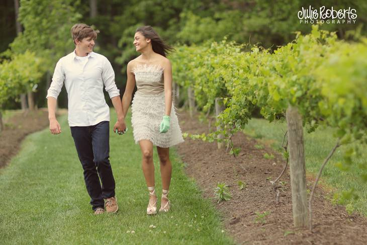 Young Love in a Vinyard :: Photo Workshop Styled Session Part TWO!, Julie Roberts Photography