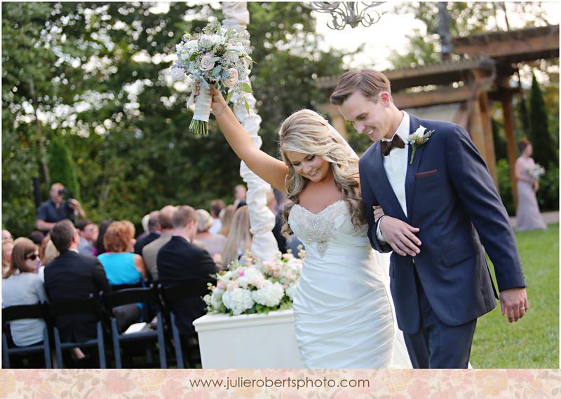 Christina Clayton And Joshua Sullivan Get Married At